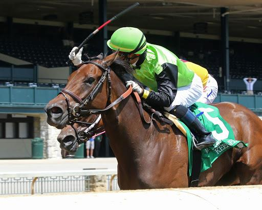 Guarana becomes millionaire with Grade 1 Madison S. win